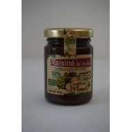 Confiture Minna Bio - raisiné de fruits