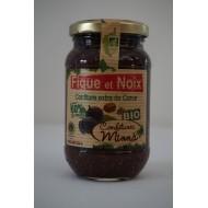 Confiture Corse Minna Bio - figue et noix