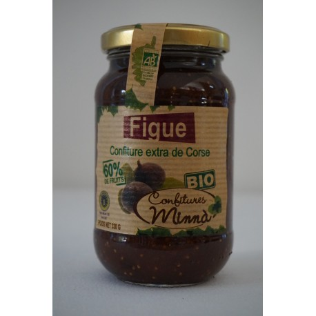 Confiture Minna Bio - Figues