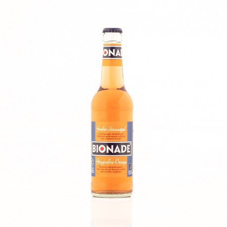Bionade Orange - Gingembre