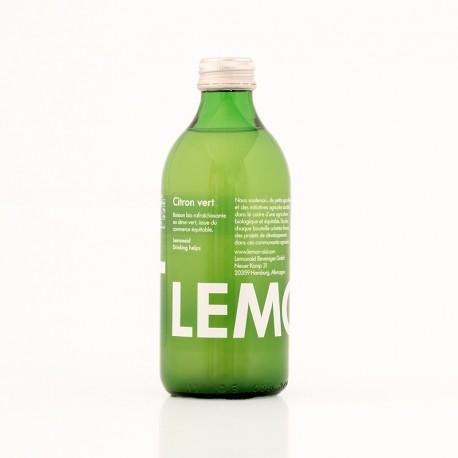 Lemonaid bio citron vert