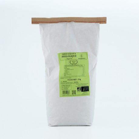 farine biologique de blé type 65