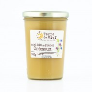 Miel crémeux bio de France – 500 g