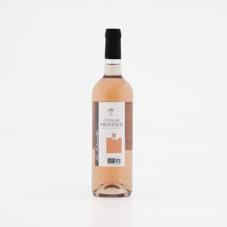 AOC Côtes de Provence rosé les Estourettes Terroirs Vivants 2015 biologique