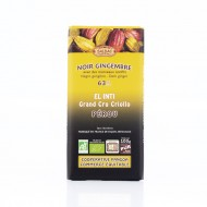 Chocolat noir gingembre