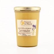 Miel de Lavande bio de France – 500 g