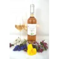 AOC Bordeaux rosé 2018 Château Lagrugère 75cl bio